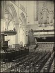 FOTO_GF_C169 Brielle; Het interieur van de St. Catharijnekerk in Brielle, ca. 1930
