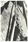 foto-18244 Herv. kerk te Schellinkhout : Steunberen in de N.W. hoek 1950, 1950