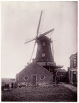 foto-196 Molen b.d. Noorderpoort (Pelmolenpad), afgebroken 1919, 1919