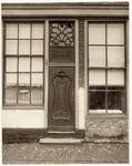 foto-67 Deur Oude Turfhaven no. 9 te Hoorn, 1907
