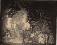 foto-9 Gobelin op het Stadhuis te Enkhuizen, 1710