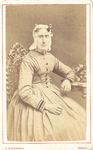 foto-10287 Portret van Reintje Lassche, 188-?