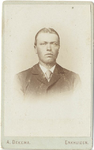 foto-19499 Portret van Cornelis Mantel, 1900