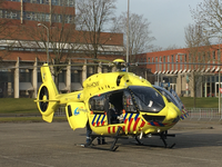459 Traumahelikopter