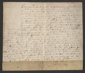 CHV-832 Schepenbrief van de landvierschaar te Veere. Marinus Kerving te Zanddijk buiten erkent van Casparus Johannes ...