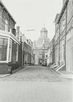 B-1851 Gezicht in de Schuitvlotstraat vanaf de Rotterdamsekaai te Middelburg