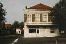 1628 Hotel De Lindeboom aan de Torenstraat te Serooskerke (W) (reeds afgebroken)