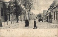 2880 Gezicht op de Dorpsstraat te Oostkapelle