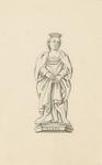 1063e Anna van Borssele, echtgenote van Philips van Bourgondië, overleden 8 december 1518