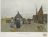 1203 Vismarkt bij het Keizershoofd te Vlissingen