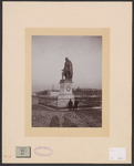 1229 Gezicht op het standbeeld van Michiel Adriaensz. de Ruijter aan de Nieuwendijk te Vlissingen vóór de verplaatsing ...
