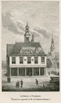 1247 Gezicht op de Beurs te Vlissingen, vóór de verbouwing (1889)