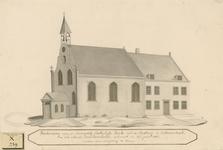 1492 De rooms-katholieke kerk en pastorie te 's-Heerenhoek