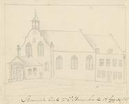 1493 De rooms-katholieke kerk en pastorie te 's-Heerenhoek