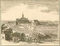 18 Gezicht op het huis Waterlooswerve te Aagtekerke
