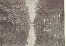 1921 Gezicht op de Versche Gracht te Zierikzee