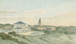2349-40 Gezicht op Domburg