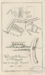 475 Gezicht op het hof van het Sint Sebastiaans- of Handbogengilde buiten de Seispoort te Middelburg, met een ...