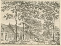 59 Gezicht in het dorp Kleverskerke