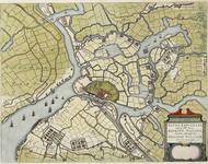 116 Kaart van Sluis, Cadzand en omliggende polders tijdens het beleg en de verovering van Sluis door prins Maurits, met ...