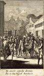 185d Overval van opstandige boeren op Middelburg, mishandeling van N. van Reygersberg in de Abdij, met twee-regelig ...