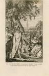 20 De inwoners van Zierikzee trekken hertog Karel de Stoute, hertog van Bourgondië tegemoet, biddend om lijfsgenade