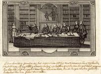 207 Zinneprent op de devasallage van Vlissingen, het advies van zes rechtsgeleerden over het leenrecht van de prins van ...