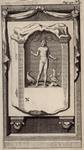 445-5 Een altaarsteen opgedragen aan de god Hercules Magusanus, op 5 januari 1647 gevonden op het strand van Domburg