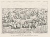 51 De slag op de Schelde bij Bergen op Zoom tussen de Zeeuwen onder Louis de Boisot en de Spanjaarden onder Julian ...