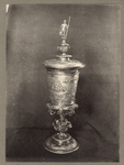514 De zilveren beker (verguld), door Maximilliaan van Bourgondië aan Veere geschonken op 2 februari 1551, ...