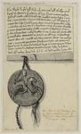 680e Het charter (Latijn), met zegel, waarin graaf Otto IV van Bentheim en Sophia, abdis van Fontanelles te Leiden de ...