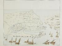 70 Poging tot ontzetten en bevoorraden van het door de Spanjaarden belegerde Zierikzee