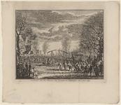 79 Onthaal van de graaf van Leicester, Robert Dudley door het stadsbestuur te Vlissingen, op het latere Bellamypark