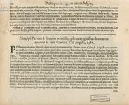 81 De verovering van Axel door prins Maurits en Philip Sydney, met aanduiding van de positie van de twee aanvoerders, 2 ...