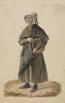 898-12 Een vrouw met een pot