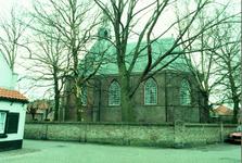 143-10 De Nederlandse Hervormde kerk te IJzendijke
