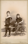 497-27 Samuel Otto de Casembroot (1885-1953) en Gillina Maria de Casembroot (*1887)