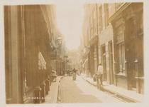 1917 Gezicht in de Gravenstraat te Middelburg