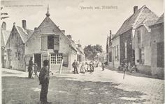 2148 Gezicht in de Veerseweg te Middelburg