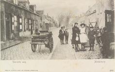 2150 Gezicht in de Veerseweg te Middelburg
