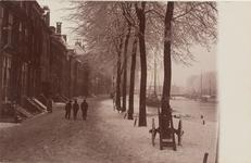 2409 Gezicht op de besneeuwde Kinderdijk te Middelburg