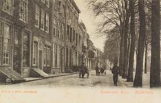 2499 Gezicht op de Londensekaai te Middelburg