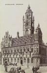 3708 Het stadhuis aan de Grote Markt te Middelburg