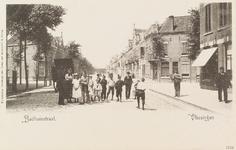 4115 Gezicht op de Badhuisstraat te Vlissingen