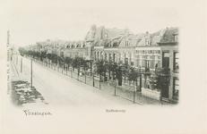 4133 Gezicht op de Badhuisstraat te Vlissingen