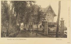 4173 Gezicht op de Kerkhoflaan, tegenwoordig Koudekerkseweg te Vlissingen