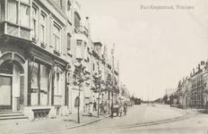 4191 Gezicht op de Paul Krugerstraat met links een café-billard te Vlissingen