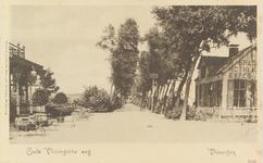4260 Gezicht op de Oude Vlissingseweg te Vlissingen met rechts brasserie Rothenstein