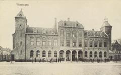 4642 Het postkantoor aan de Steenen Beer te Vlissingen