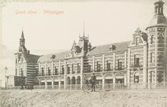 4923 Grand Hotel Britannia aan Boulevard Evertsen te Vlissingen